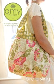 Amy Butler Sewing Patterns - Birdie Sling Pattern