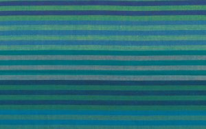 Kaffe Fassett Woven Stripe Fabric - Caterpillar Stripe - Blue