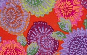 Philip Jacobs Lacy Fabric - Warm
