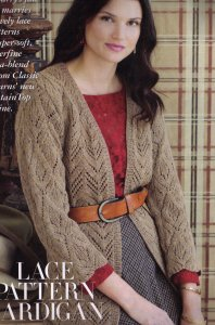 MountainTop Vista Lace Cardigan Kit - Women's Cardigans