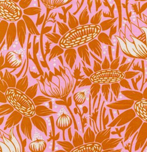 Anna Maria Horner Loulouthi Fabric - Coreopsis - Sugar