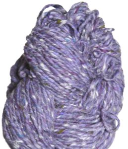 Debbie Bliss Luxury Tweed Chunky Yarn - 04 Purple
