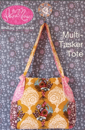 Anna Maria Horner Anna Maria Sewing Patterns - Multi-Tasker Tote Pattern