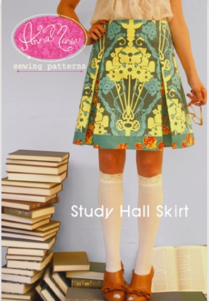 Anna Maria Horner Anna Maria Sewing Patterns - Study Hall Skirt Pattern