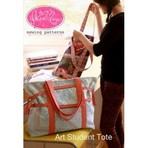 Anna Maria Horner Anna Maria Sewing Patterns - Art Student Tote Pattern