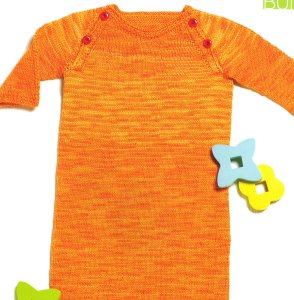 Shibui Sock Bunting Kit - Baby and Kids Pullovers