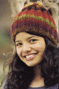 Noro Kureyon Ladies Hat Kit - Hats and Gloves