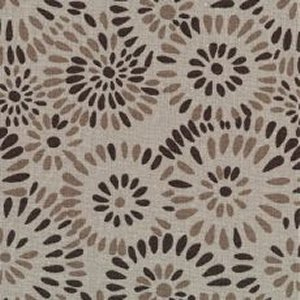 Valori Wells Jenaveve Linen Fabric - Pebbles - Toffee