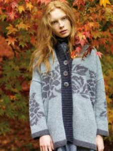 Rowan Felted Tweed Robinia Kit - Women's Cardigans