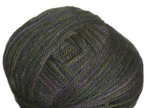 Classic Elite Silky Alpaca Lace Hand Paint Yarn - 2466 Midnight Forest