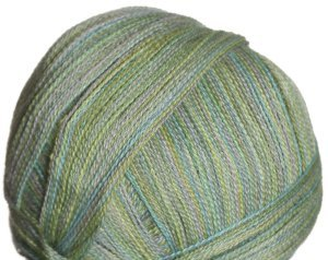 Classic Elite Silky Alpaca Lace Hand Paint Yarn - 2461 Sunlit Grotto (Discontinued)