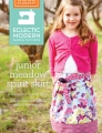 Joel Dewberry Eclectic Modern Sewing Patterns - Junior Meadow Spirit Skirt