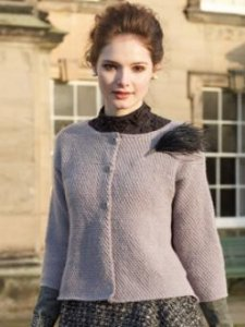 Rowan Pure Wool DK Martha Cardigan Kit - Women's Cardigans