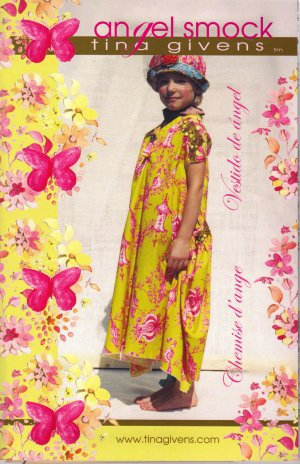 Tina Givens Sewing Patterns - Angel Smock Pattern