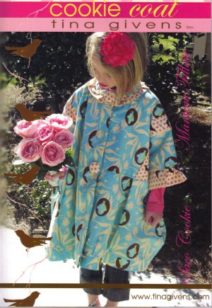 Tina Givens Sewing Patterns - Cookie Coat Pattern