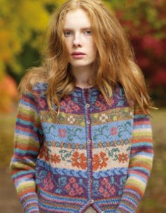 Rowan Felted Tweed Maple Cardigan Kit - Women's Cardigans