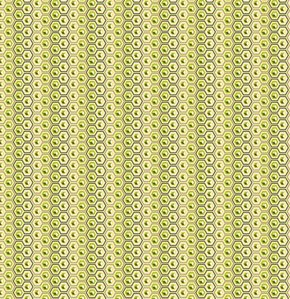 Tula Pink Prince Charming Fabric - Hex Box - Olive