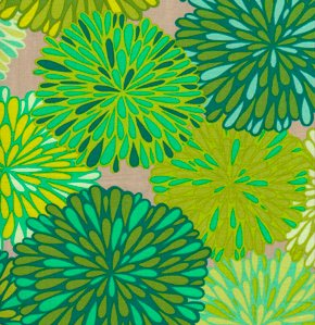 Valori Wells Wrenly Fabric - Bloom - Citrus