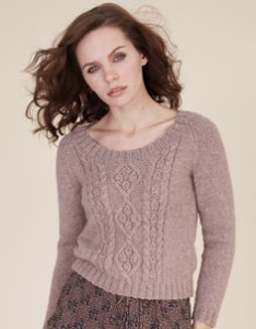 Rowan Lima Affection Pullover Kit - Women's Pullovers