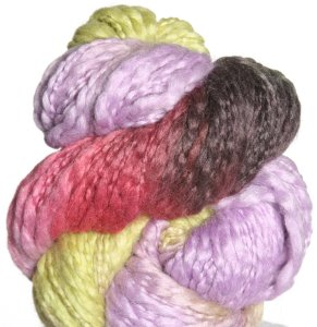 Misti Alpaca Baby Me Boo Yarn - '11 December - Ribbon Candy