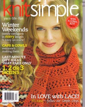 Knit Simple - 2011 Winter