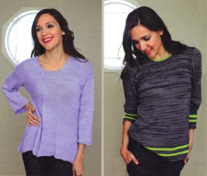 Be Sweet Patterns - Bamboo Pullover Pattern