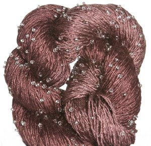 Artyarns Beaded Silk Light Yarn - 2277 w/Silver
