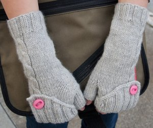 Cascade 220 Heathers Commuter Gloves Kit - Hats and Gloves