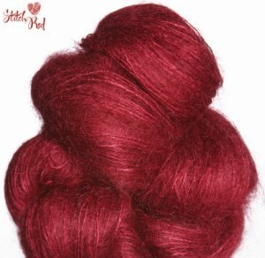 Shibui Knits Silk Cloud Yarn - 0430 Cranberry (Stitch Red) (Discontinued)