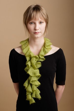 Shibui Patterns - Swirl Scarf (Discontinued) Pattern