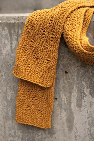 Shibui Patterns - Ondula Scarf Pattern