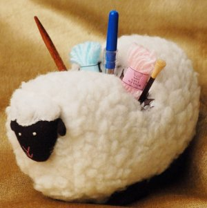 Lantern Moon Sheep Sherpa