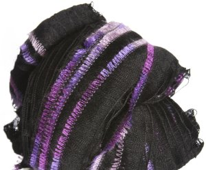 Plymouth Joy Rainbow Yarn - 11 Black, Purples