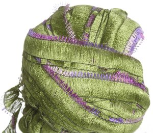 Plymouth Joy Rainbow Yarn - 13 Olive, Purple