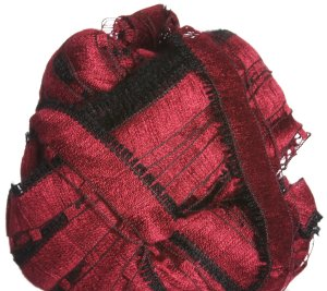 Plymouth Yarn Joy Rainbow Yarn - 14 Red, Black