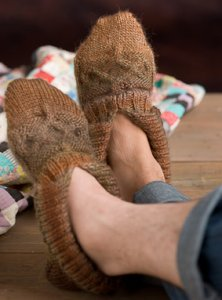 Universal Classic Shades Manitoba Slippers Kit - Socks
