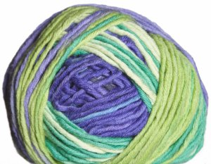 Gedifra Fiorista Yarn - 5216 Blue, Purple