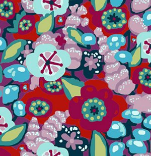 Anna Maria Horner Innocent Crush Fabric - First Impression - Potpourri