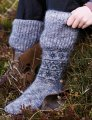 Rowan Colourspun Osk Boot Socks Kit