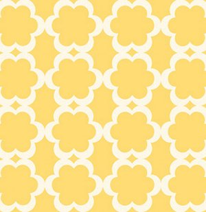 Dena Designs Taza Fabric - Tarika - Yellow