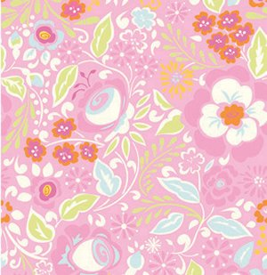 Dena Designs Taza Fabric - Lisa - Pink