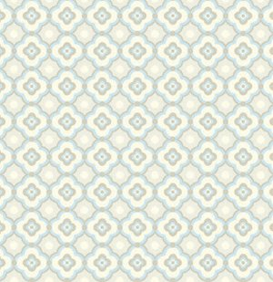 Dena Designs Taza Fabric - Geo - Neutral