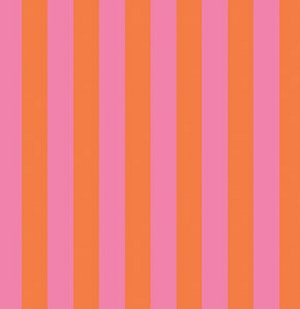 Dena Designs Taza Fabric - Color Stripe - Pink