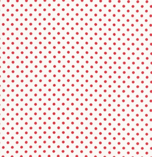 Tanya Whelan Delilah Fabric - Dots - White
