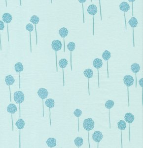 Valori Wells Nest Voile Fabric - Berries - Turquoise
