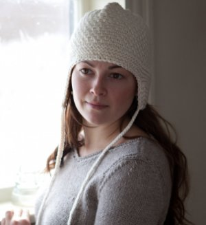 Swans Island Patterns - Snow Bowl Hat Pattern