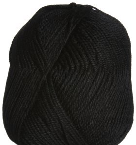 Red Heart Soft Solid Yarn - 4614 Black