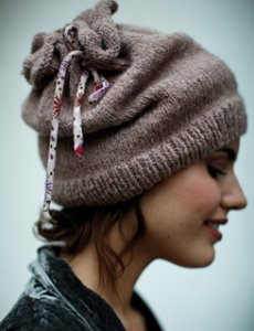 Rowan Lima Snow Hat Kit - Hats and Gloves