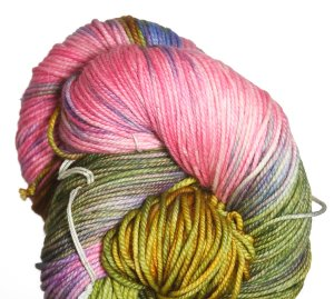 Madelinetosh Tosh Sport Yarn - Mansfield's Garden Party (Discontinued)