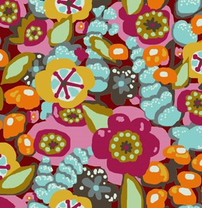 Anna Maria Horner Innocent Crush Velveteen Fabric